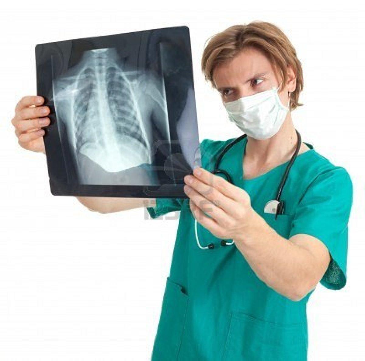 Как сделать рентген в домашних условиях видео